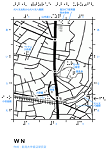 Town_map_yoyogimotomachi_to_yoyogihachiman_station